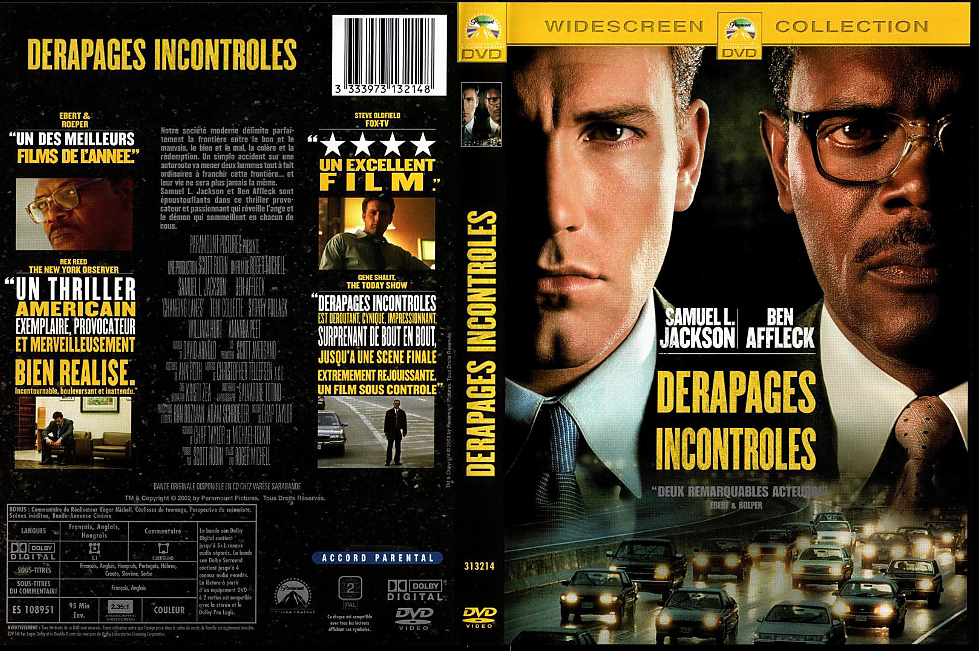 Derapages Incontroles FRENCH DVDRiP By Chucky [Tino2008 ] preview 0