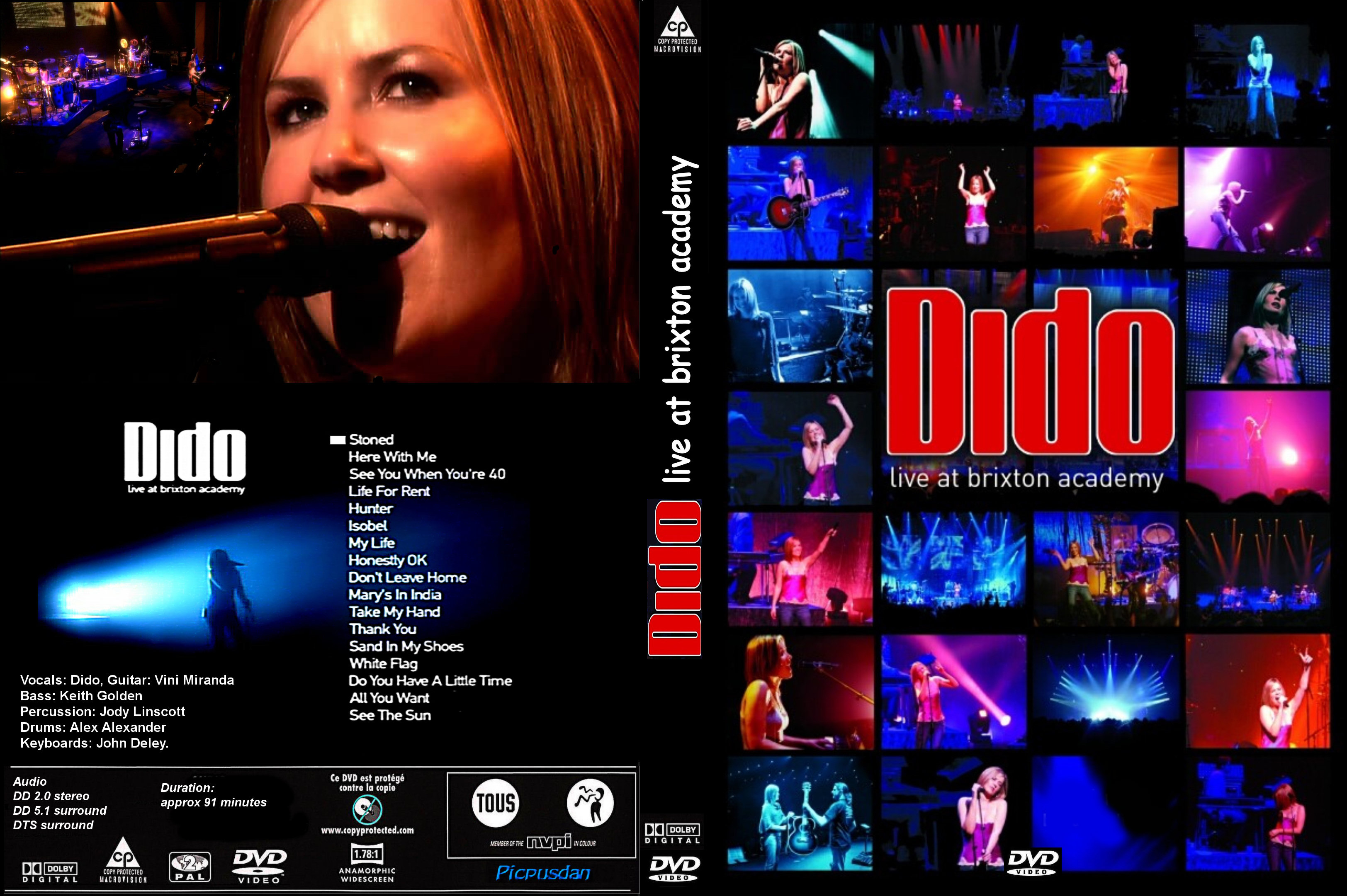 dido live at brixton academy torrent